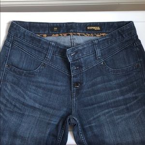 MIA Skinny Denim Medium Wash Express